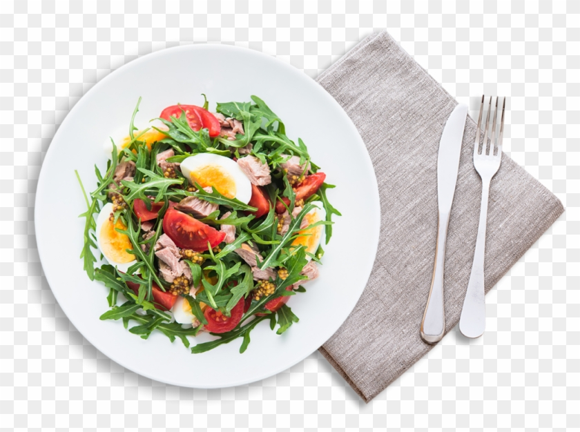 Food Plate Png.