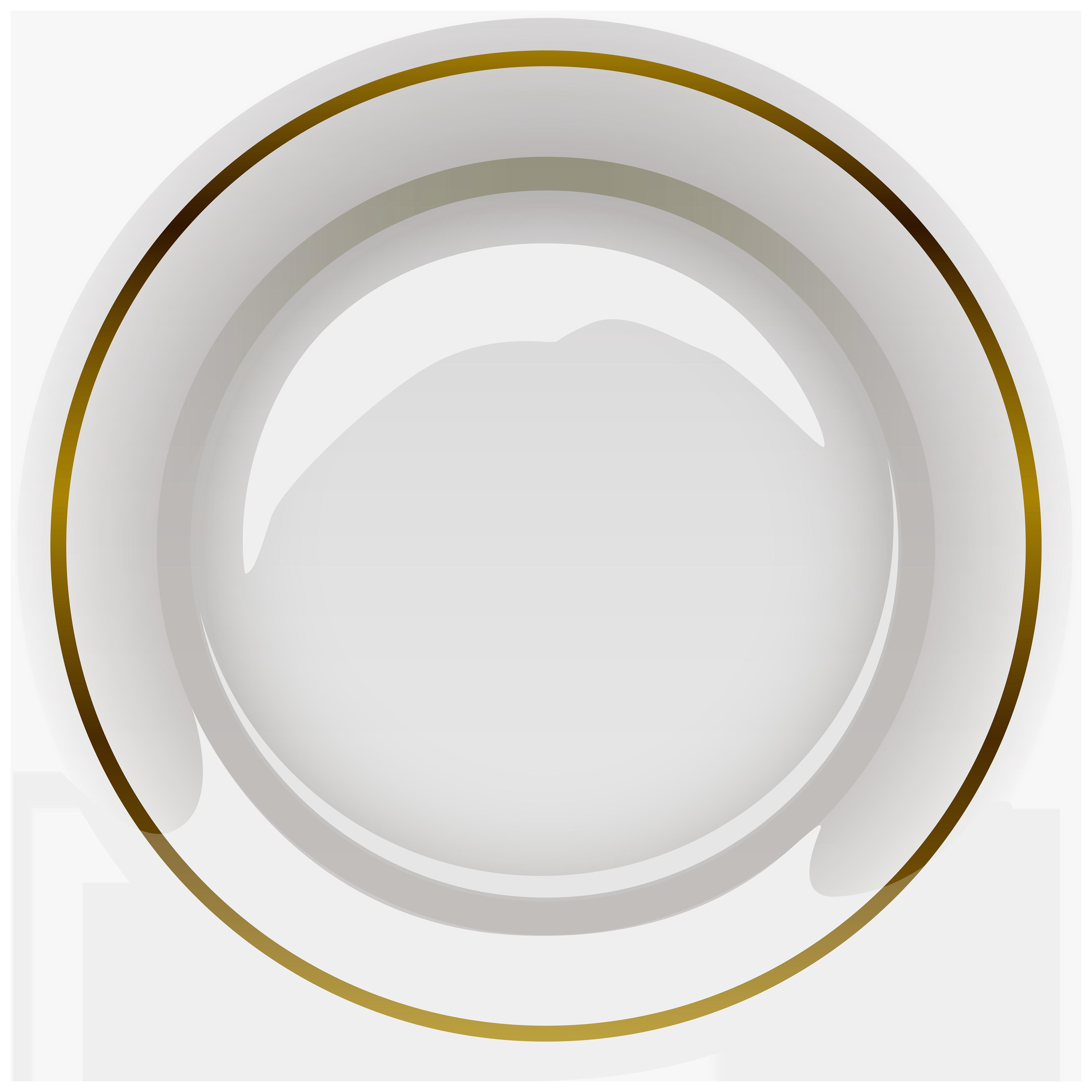 Elegant Plate PNG Clipart.