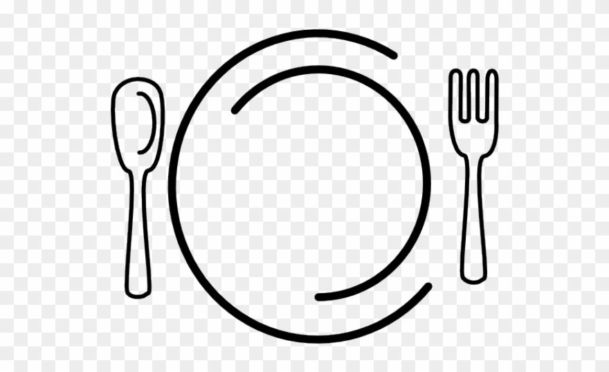 Dinner Plate Clipart.