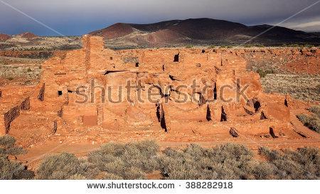 Indian Pueblo Stock Photos, Royalty.