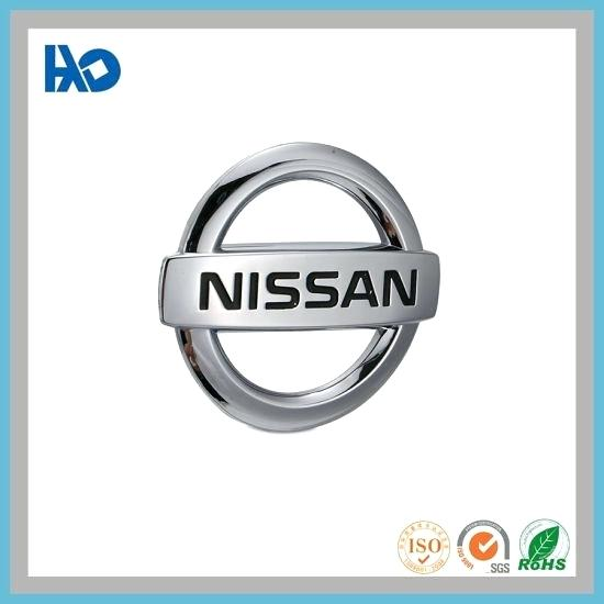 Plated Logo Gold Plated Nissan Logo Plated Logo Png Gold.