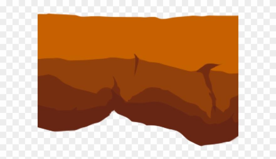 Dirt Clipart Brown Rock.