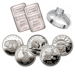 Sell Platinum NYC.