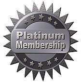Clip Art of Platinum Member k15686732.