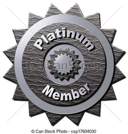 Drawings of Platinum Member.