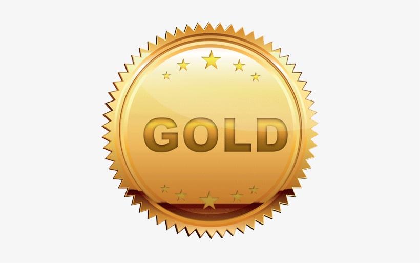 Silver Gold Platinum Icon.