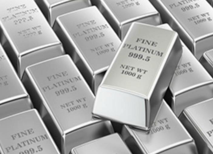 A Platinum Price Forecast For 2019.