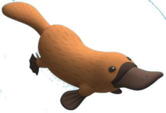 Clip art platypus clipart stonetire free images.