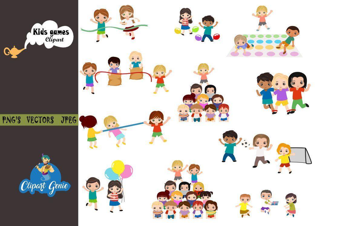 Bounce house clipart, Kids play area clipart, jump house.