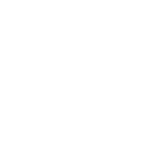 White video play icon.