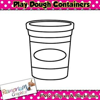 Play Dough Clip art.