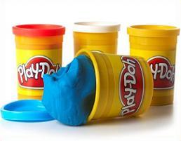 Play Dough Clipart.