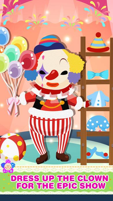 Clumsy Little Clown.
