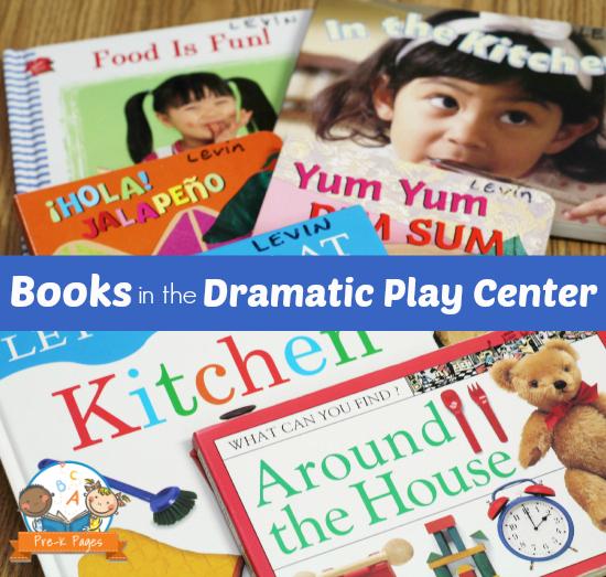 Dramatic Play Center in Preschool Pre.