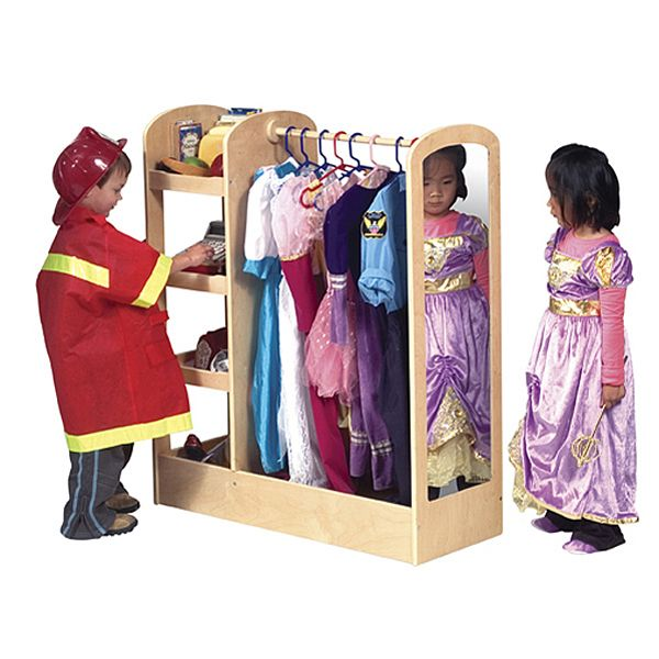 291 Best images about Dress Up Storage on Pinterest.