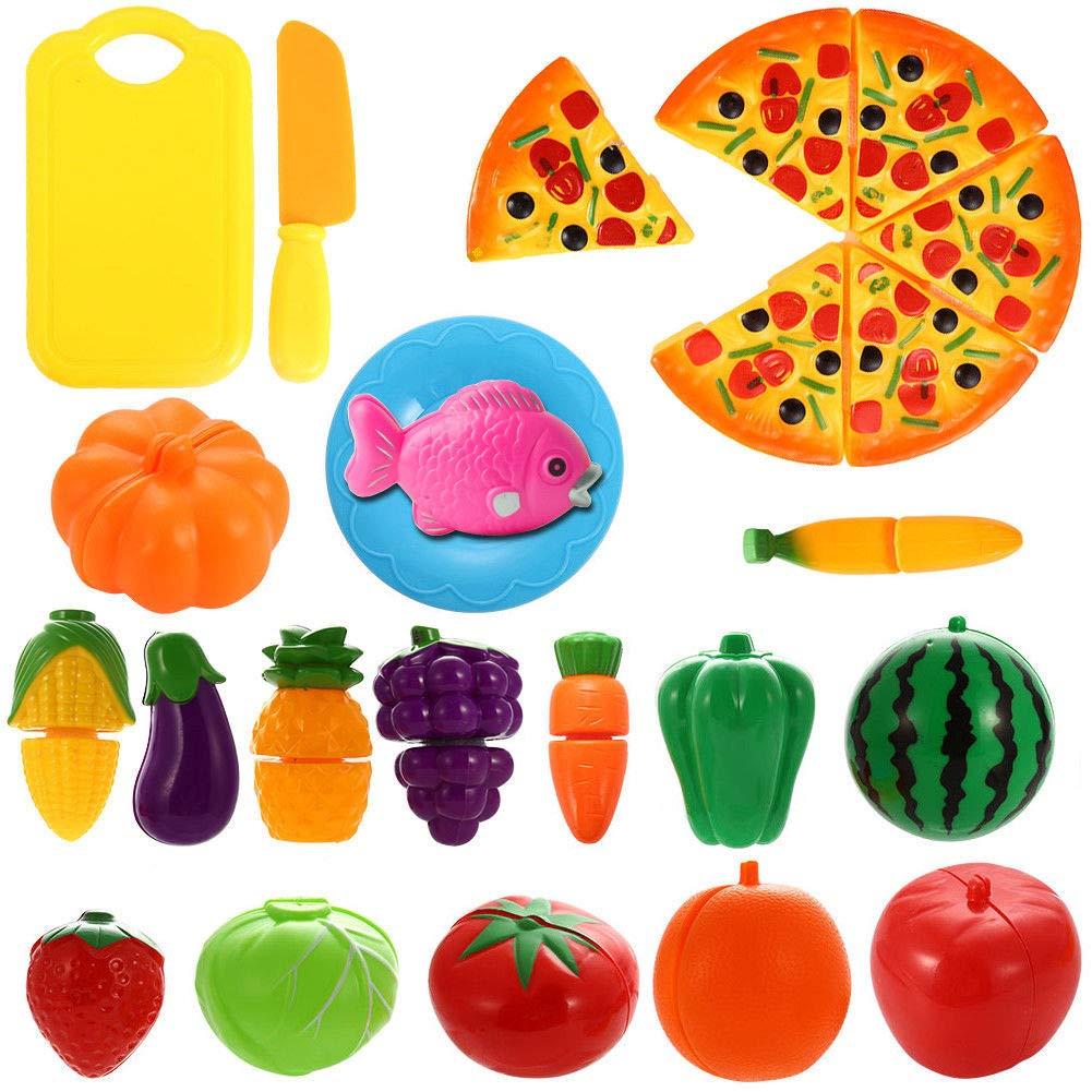 Buy AlexBasic Kids Pretend Food Play Kitchen Toys for Kids.