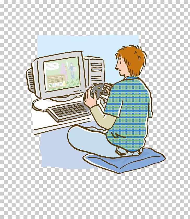 Video game Play , Playing games PNG clipart.