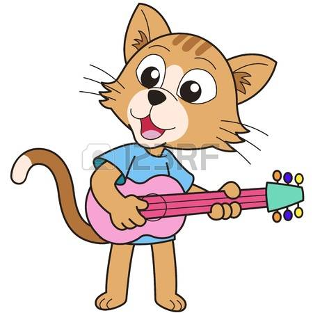 4,833 Playing Guitar Stock Illustrations, Cliparts And Royalty.