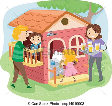 Playhouse Clipart Vector and Illustration. 609 Playhouse clip art.