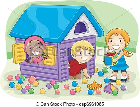 Playhouse Illustrations and Clip Art. 1,122 Playhouse royalty free.