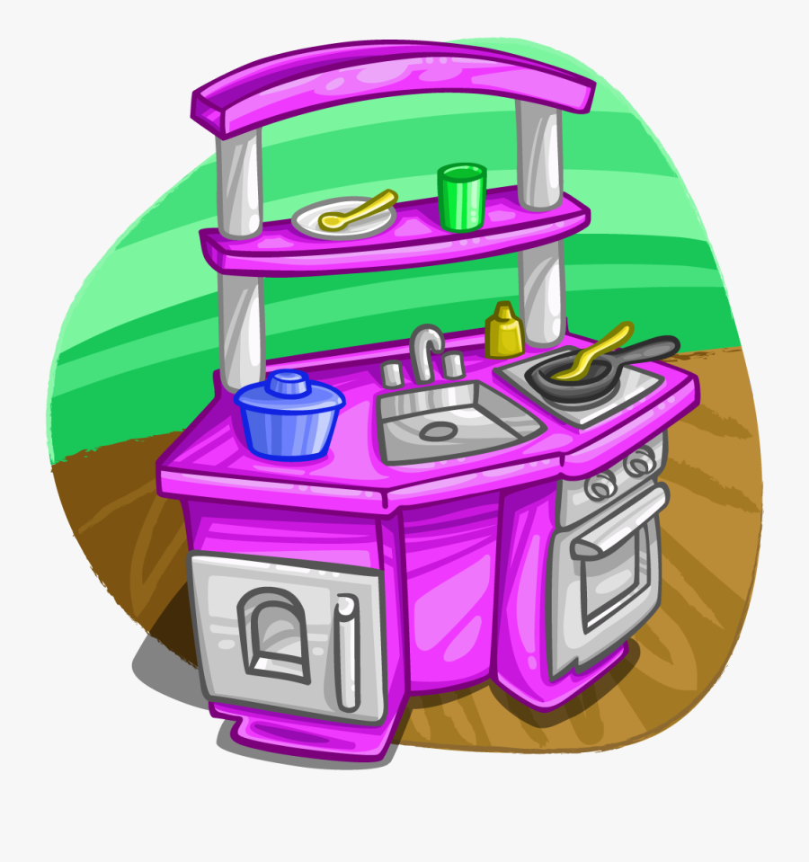 Play Kitchen Clipart , Free Transparent Clipart.