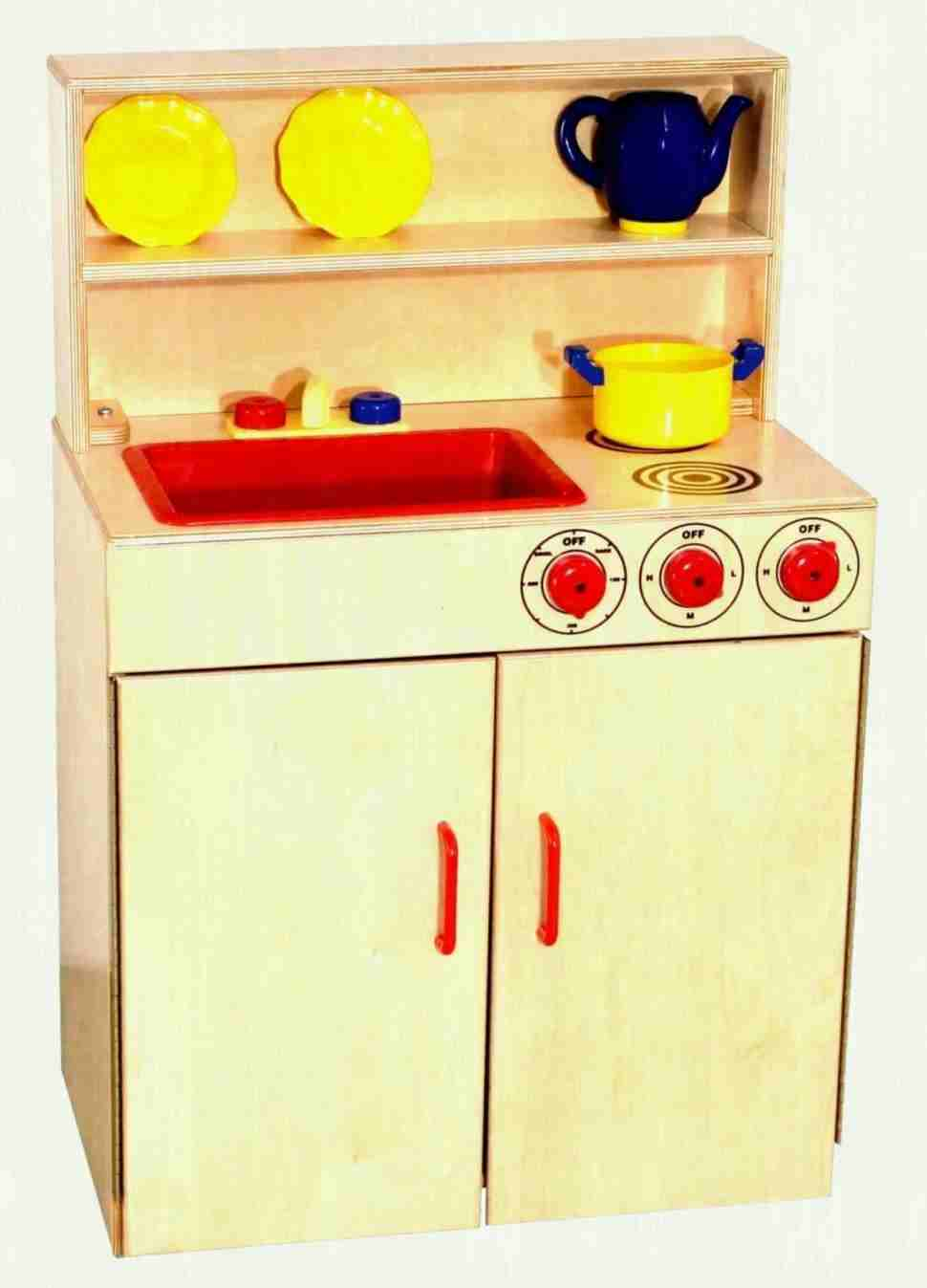 Play Kitchen Clipart.