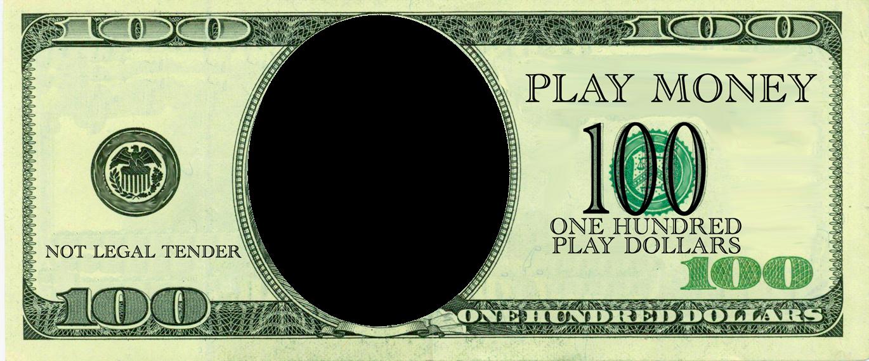 Clipart fake money.