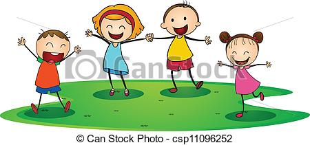 Children playing outside Illustrations and Clipart. 2,949 Children.