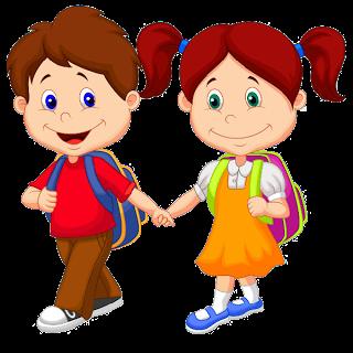 School Children Clipart & School Children Clip Art Images.