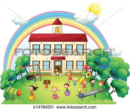 Play school Clip Art EPS Images. 17,848 play school clipart vector.