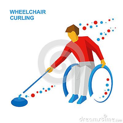 Curling Stone Cartoon Stock Illustrations.