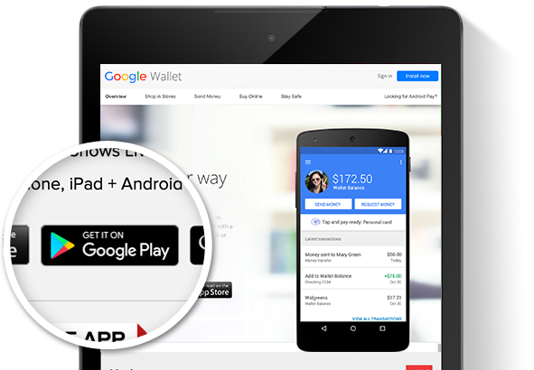 Google Play Badges.