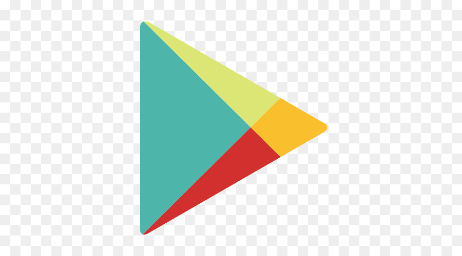 Google Play Yellow png download.