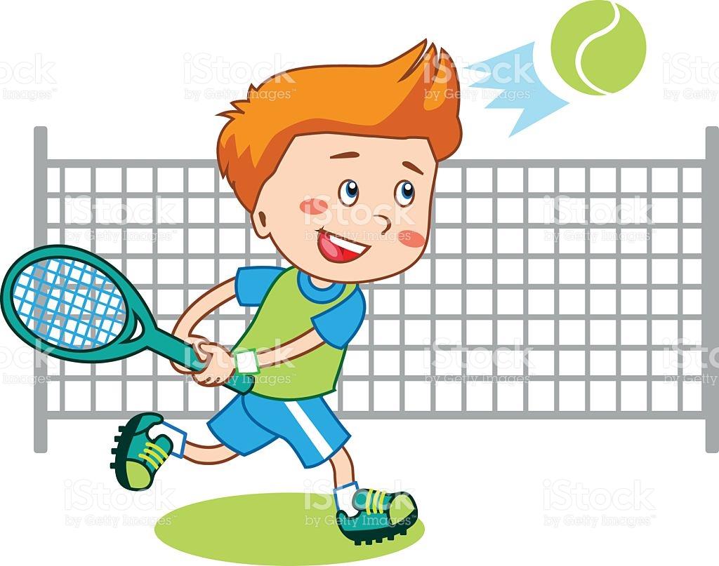 46+ Tennis Clipart.