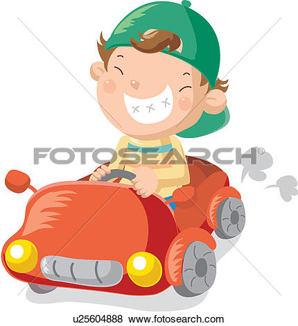 Clipart of toy, people, hopping, plaything, women u14623655.