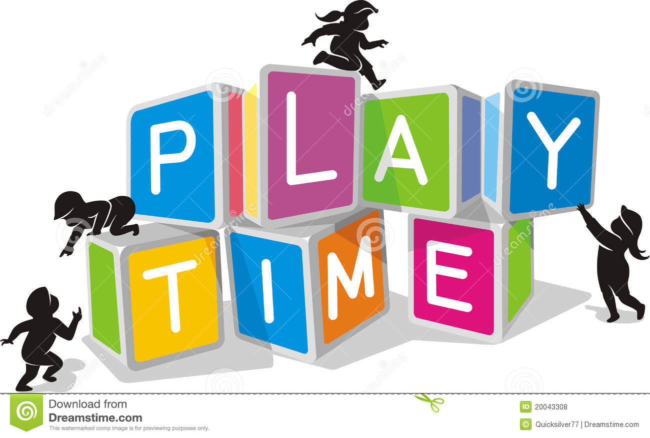 Play Time Clipart.