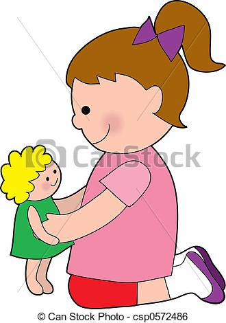 Doll clipart play, Doll play Transparent FREE for download.
