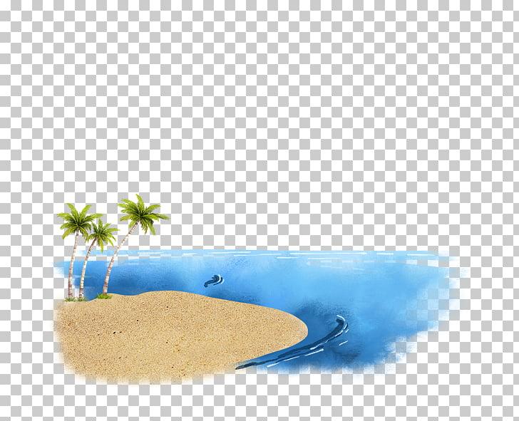 Beach , Beach style PNG clipart.