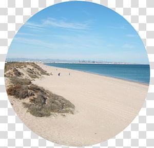 Playa El Saler Albufera Beach Shore, playas transparent.