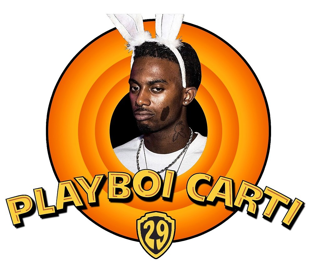 Playboi Carti Looney Tunes\
