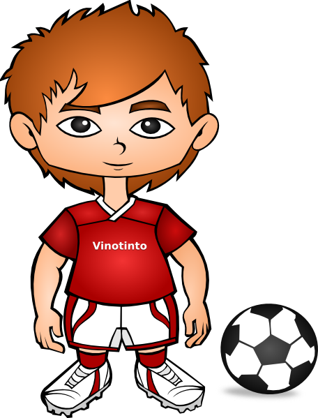 Player Clipart.