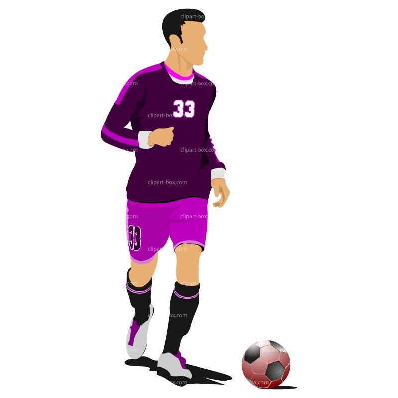 Cclipart Soccer Player Clipart.