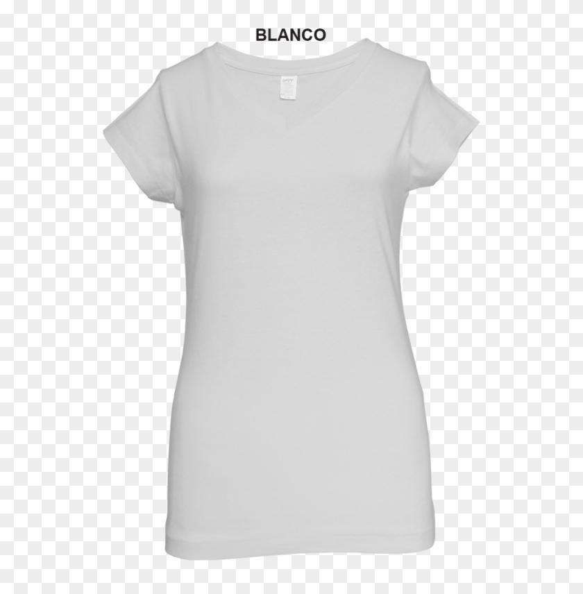 Playera Blanca Png.