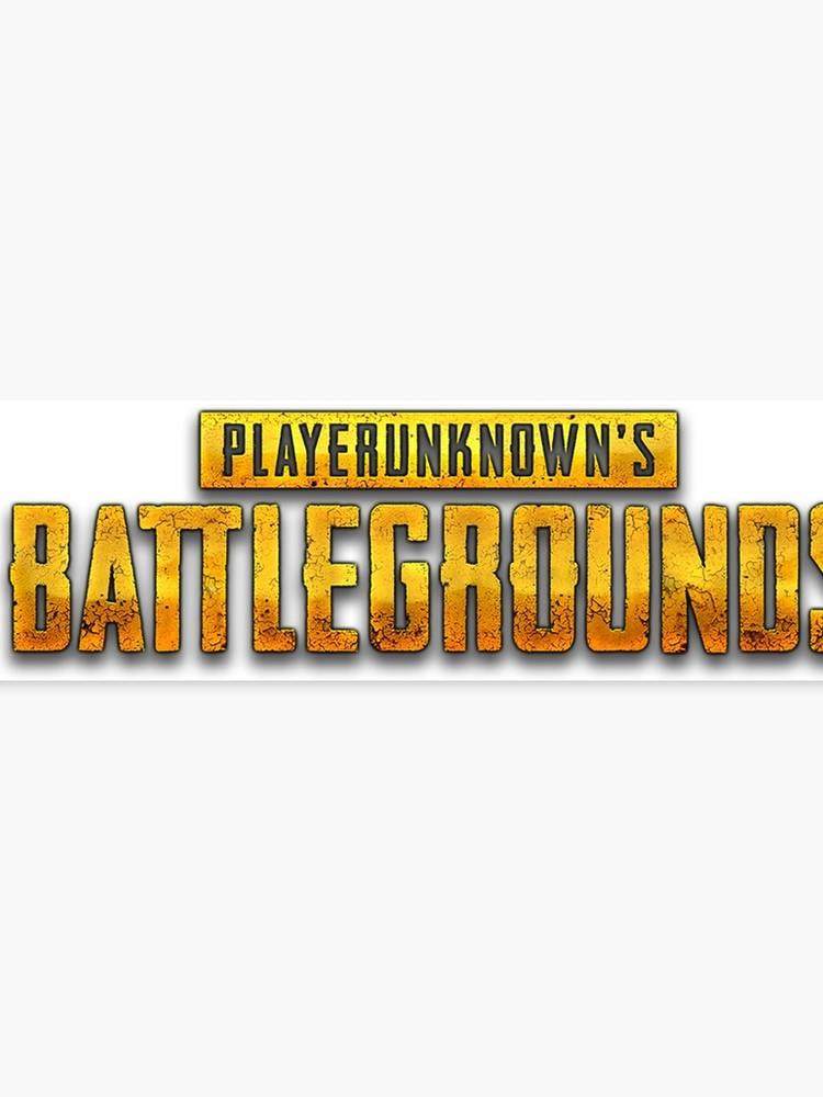 PlayerUnknown BattleGrounds Logo\