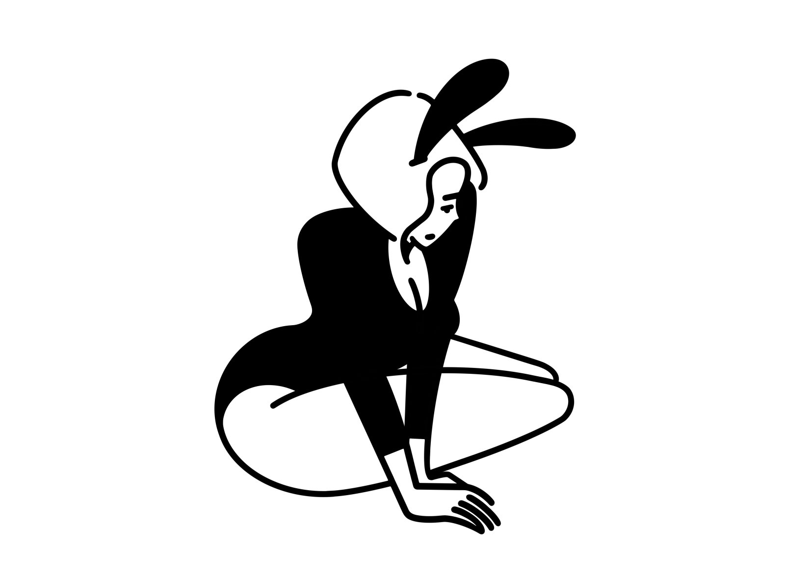 playgirl by tatooine girl on Dribbble.