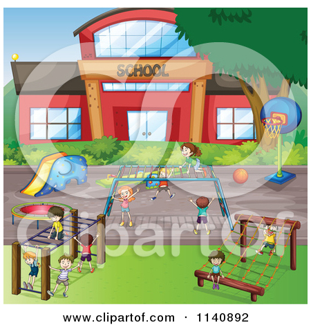 Playground At A School Clipart 20 Free Cliparts Download Images On Clipground 2019