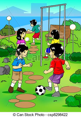 Playground At A School Clipart 20 Free Cliparts Download