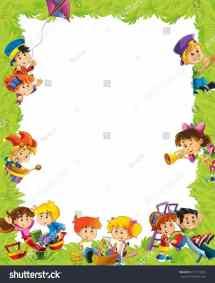 playground border clipart #2