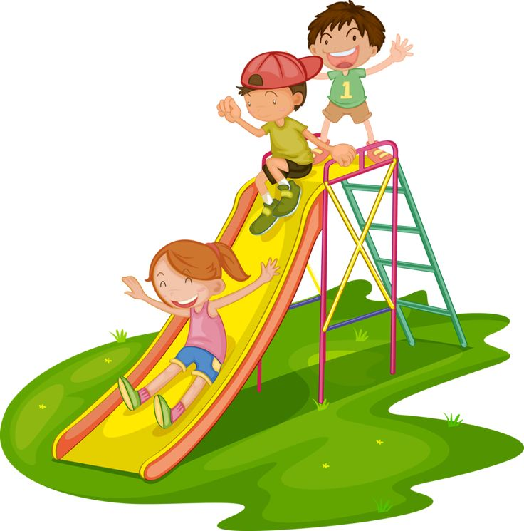 Playground images on playgrounds children clipart.