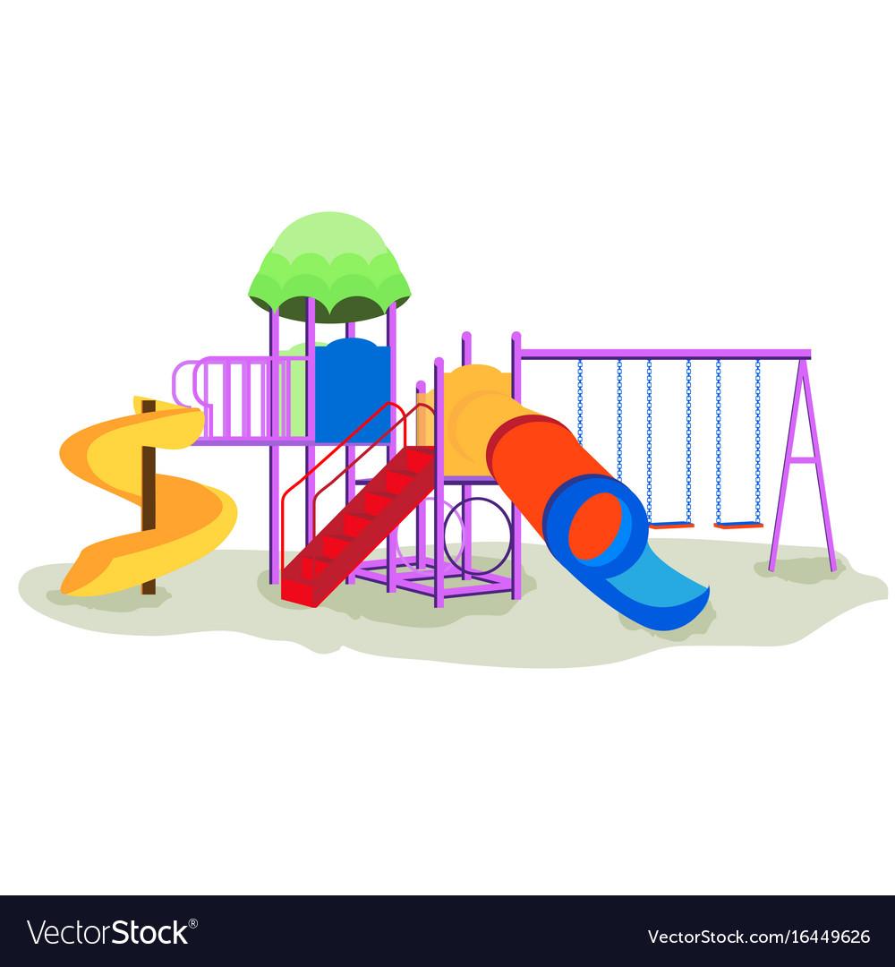 playground equipment clipart #8